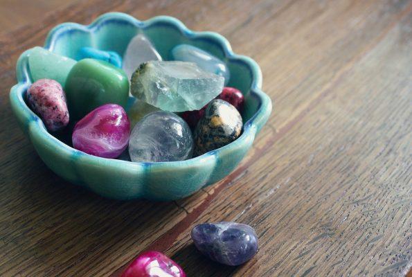 emf healing crystals