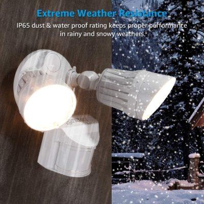 Best LED Outdoor Security floodlight motion sensor